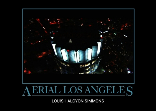 AERIAL Los Angeles Poster Series I